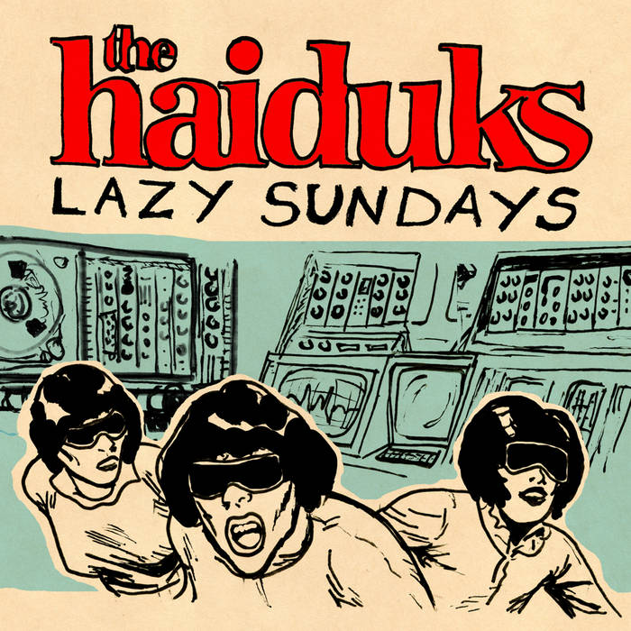 Lazy Sundays cover art