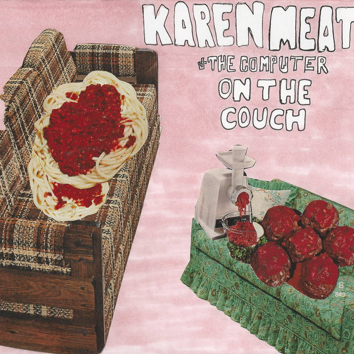 On the Couch cover art