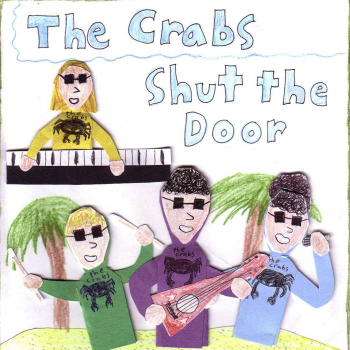 Shut The Door cover art