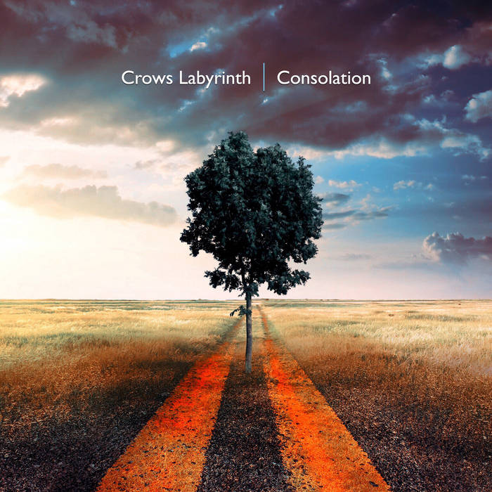 Consolation cover art