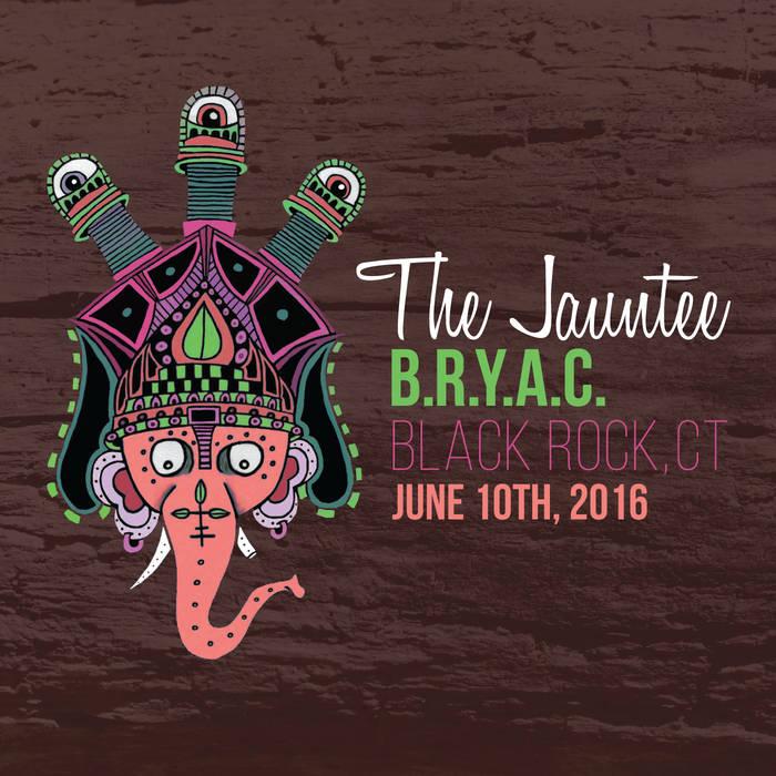 2016-06-10 - B.R.Y.A.C - Black Rock, CT cover art