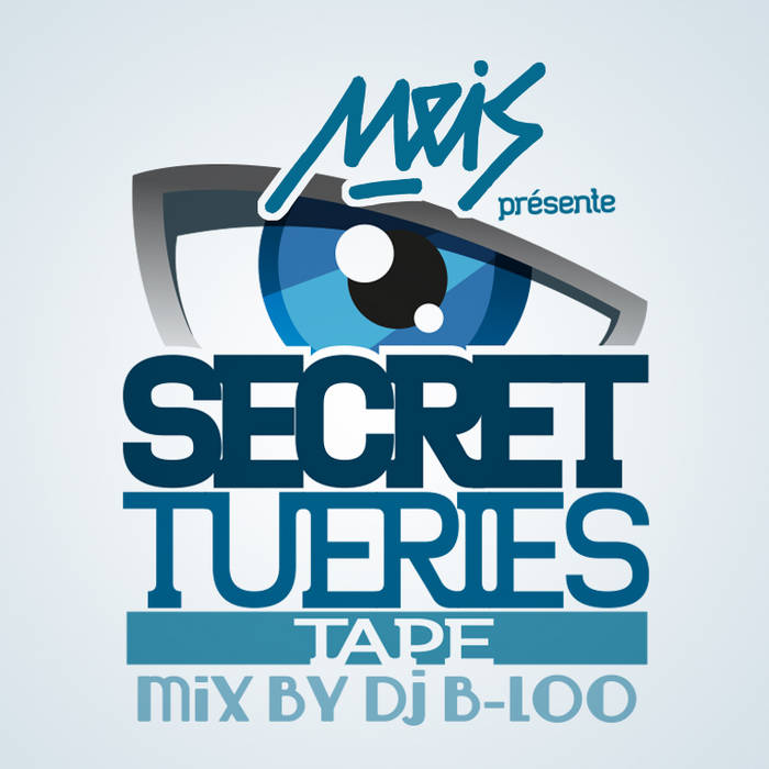 SECRET TUERIES TAPE cover art