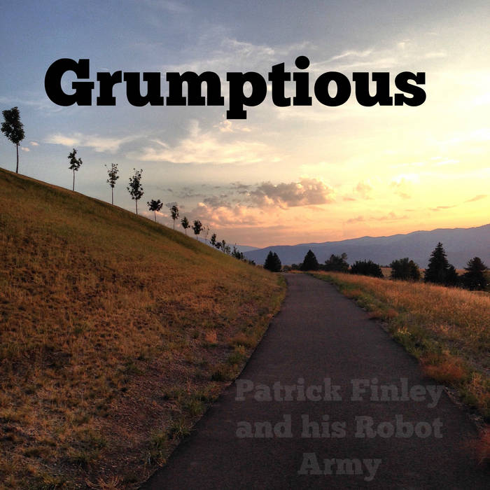 Grumptious cover art