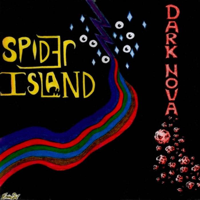 Dark Nova cover art