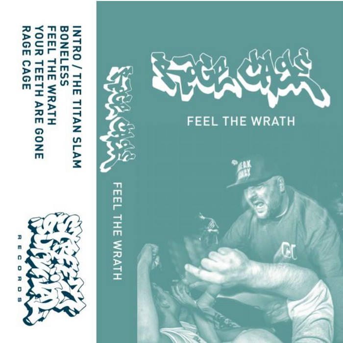 Feel The Wrath cover art