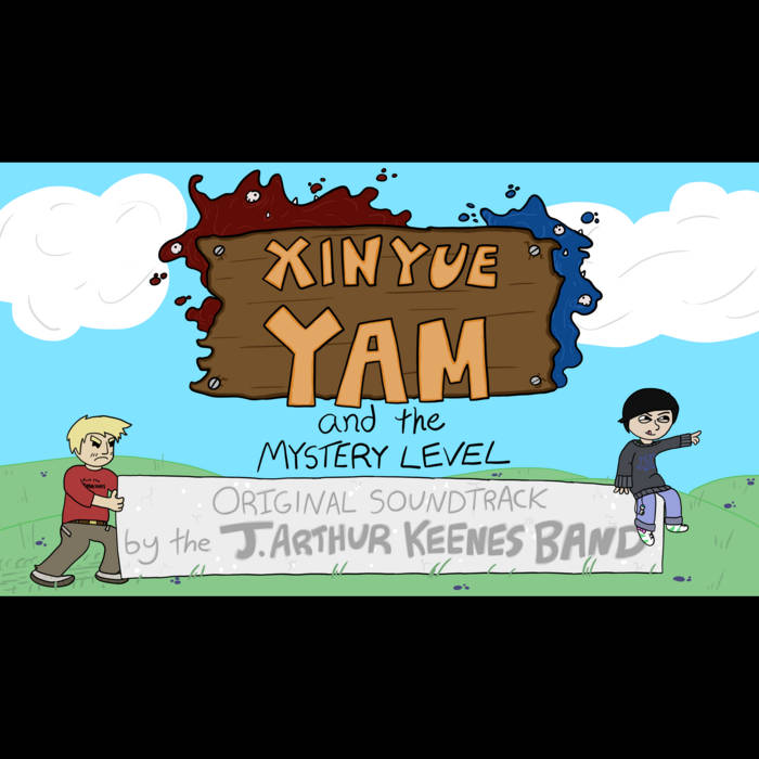 Xinyue Yam and The Mystery Level Original Soundtrack cover art