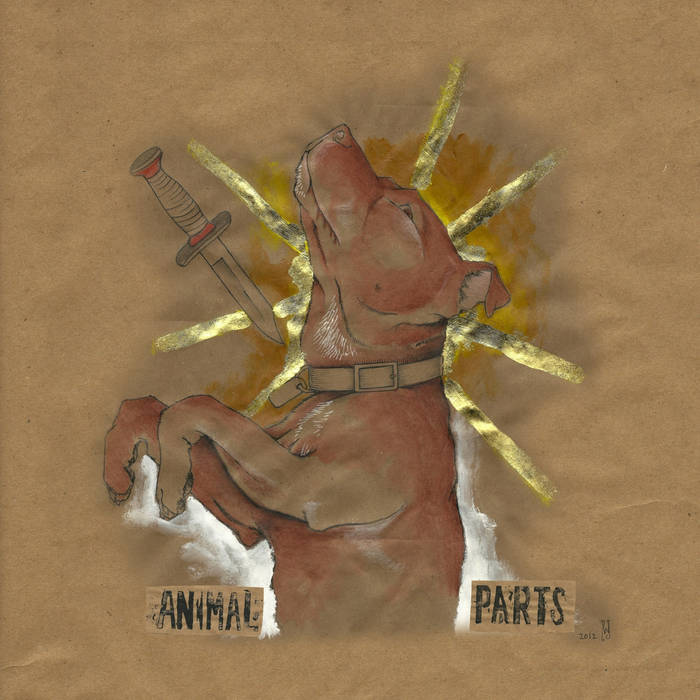 Animal Parts cover art