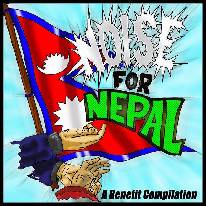 NOISE FOR NEPAL: COMPILATION cover art