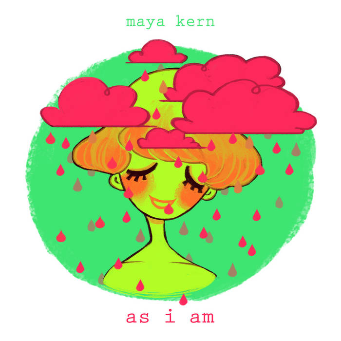 as i am cover art