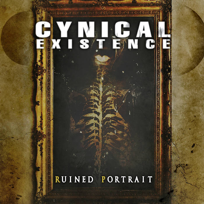 Ruined portrait cover art