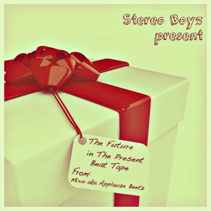 The Future in The Present (Beat Tape) cover art
