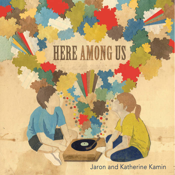 Here Among Us cover art