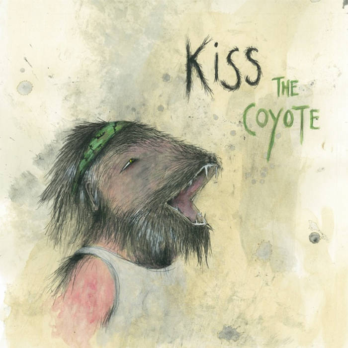 Kiss the Coyote cover art