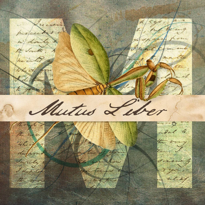 Mutus Liber cover art