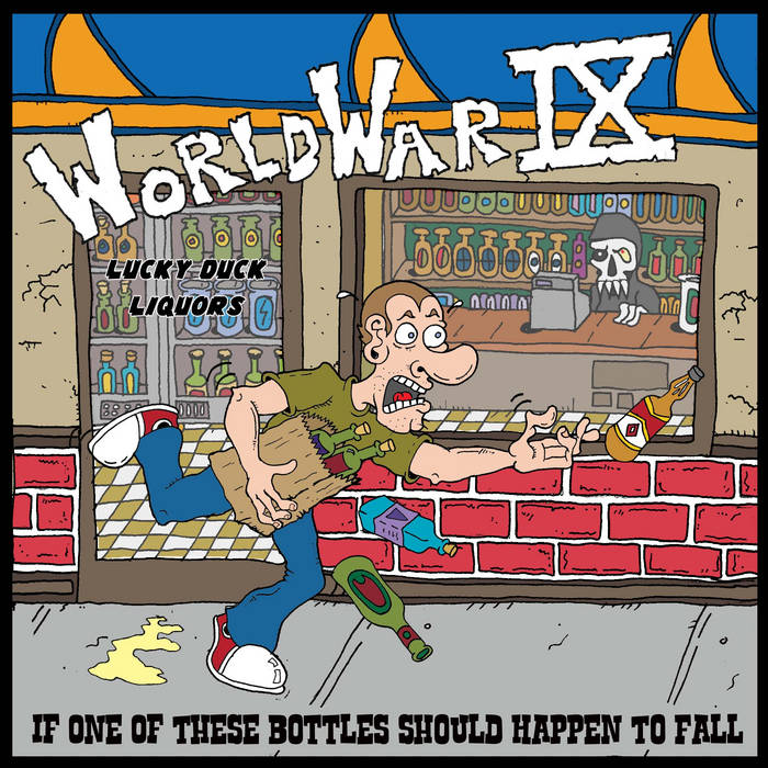 If One Of These Bottles Should Happen To Fall cover art