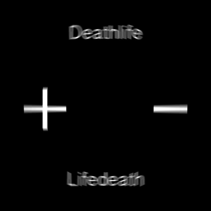 Deathlife / Lifedeath cover art
