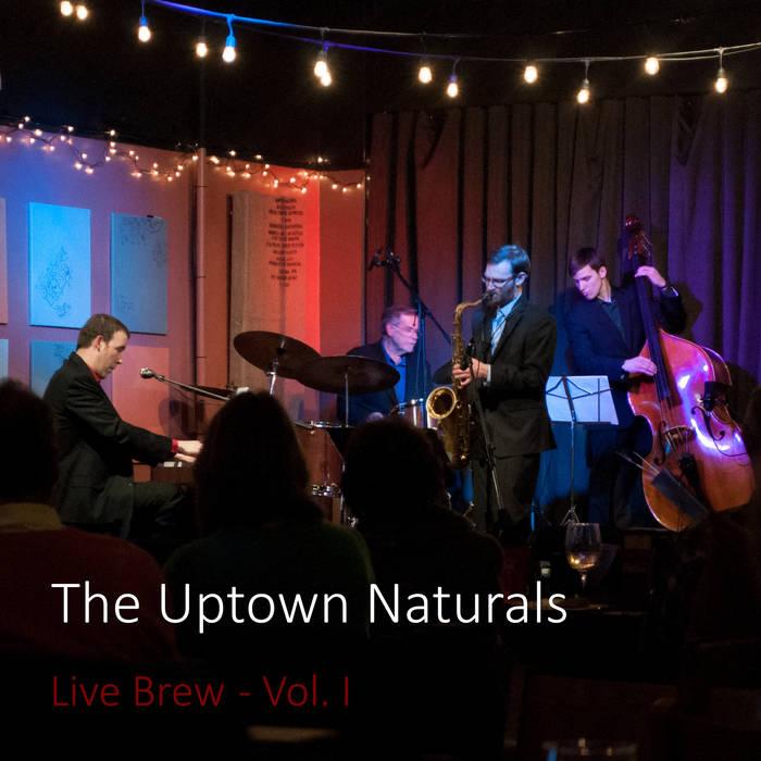 Live Brew Vol. 1 cover art