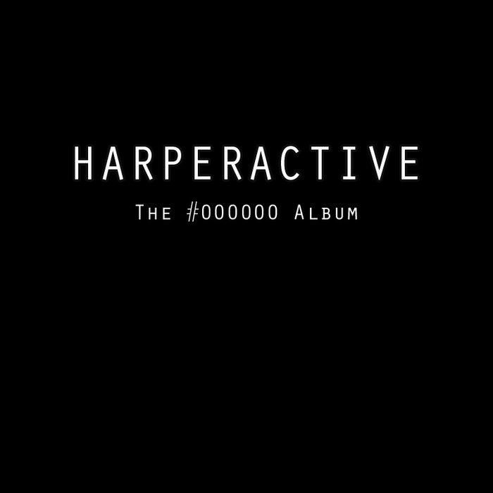 The #000000 Album cover art