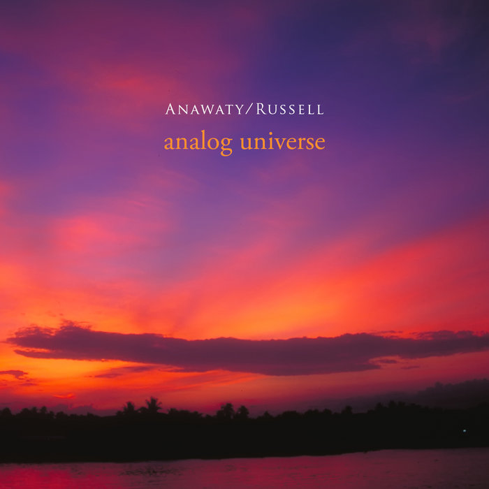 Analog Universe cover art