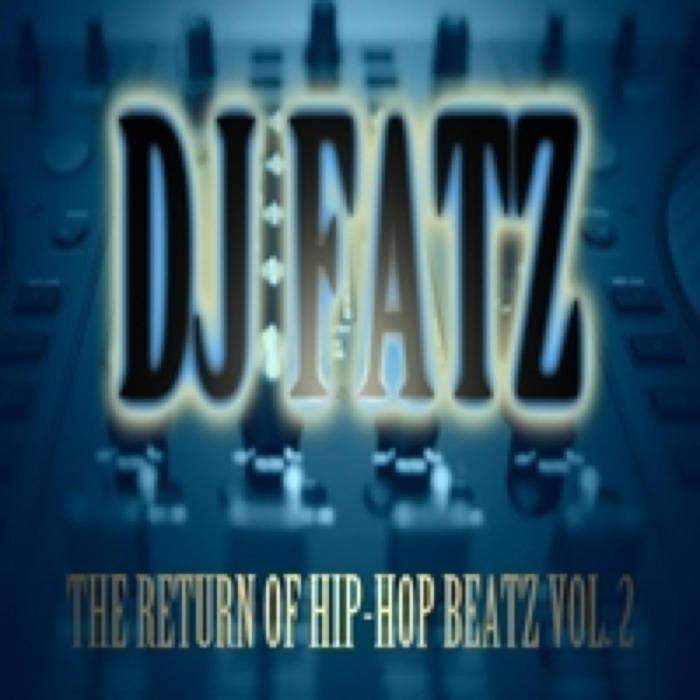 THE RETURN OF HIP-HOP BEATZ V2. cover art