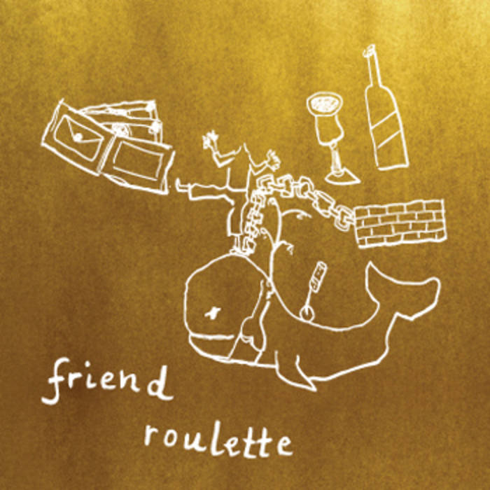 Friend Roulette EP cover art