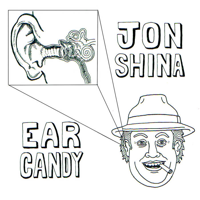Ear Candy (Mashup Album) cover art