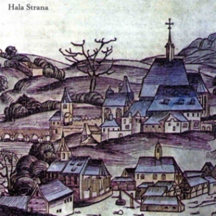 Hala Strana cover art