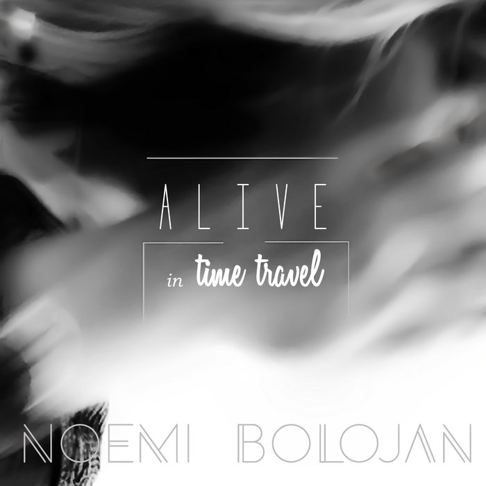 Alive in Time Travel cover art