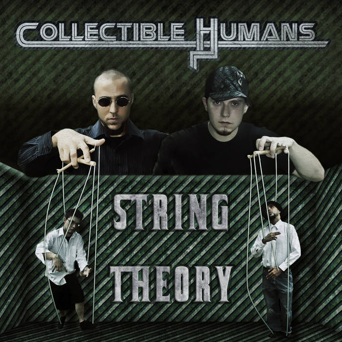 String Theory cover art