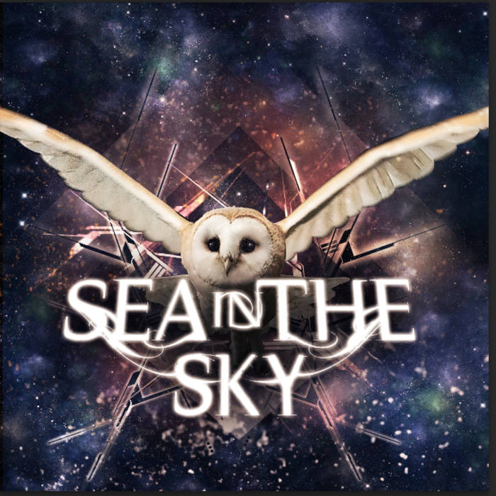 Sea In The Sky EP cover art