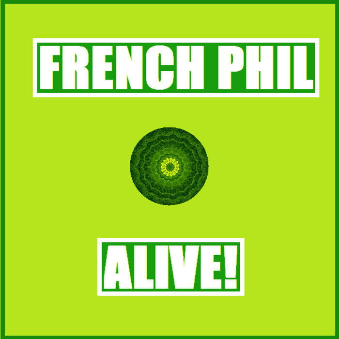 Alive! EP cover art