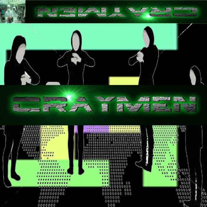 CRAYMEN cover art