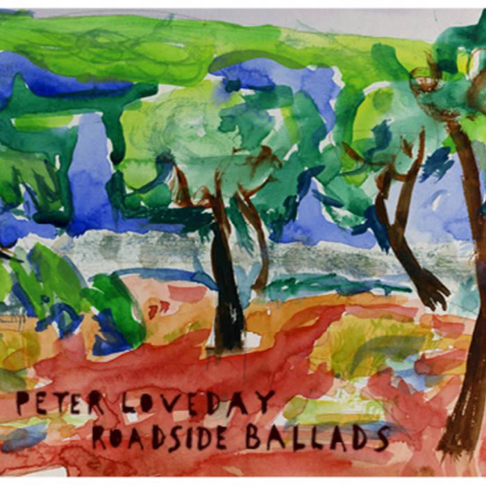 Roadside Ballads cover art
