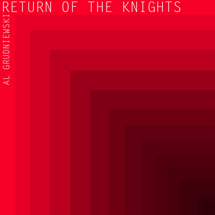 Return Of The Knights cover art