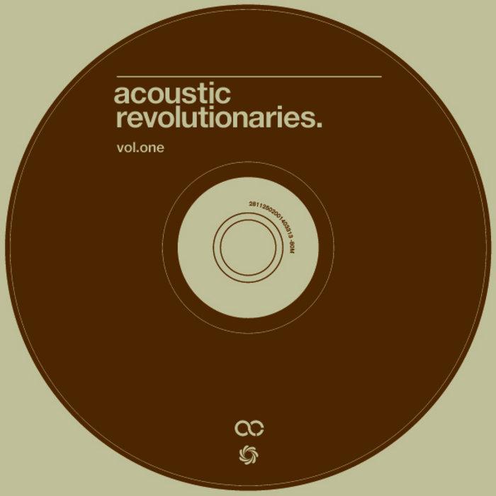 Acoustic Revolutionaries cover art