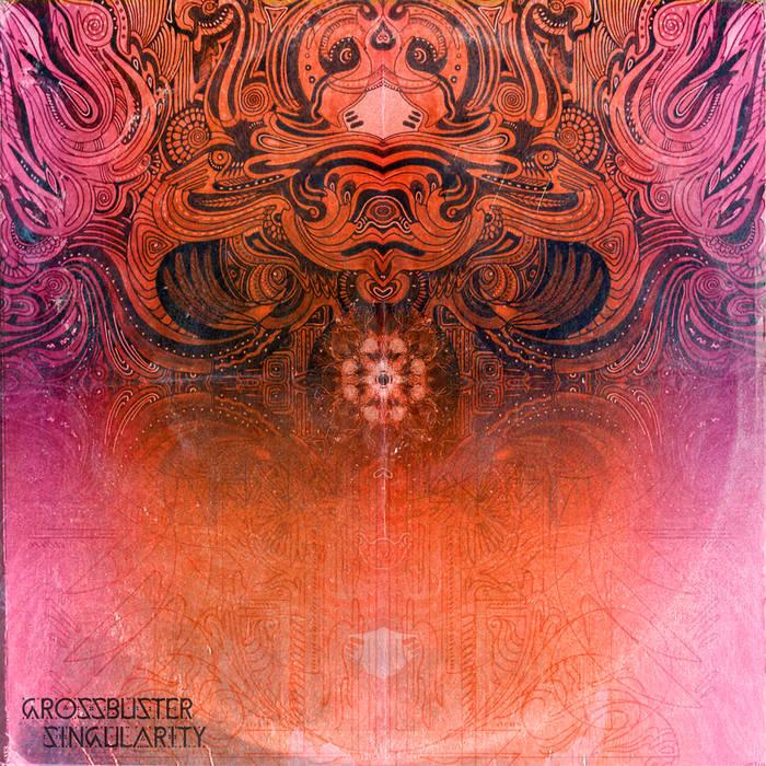 Singularity cover art