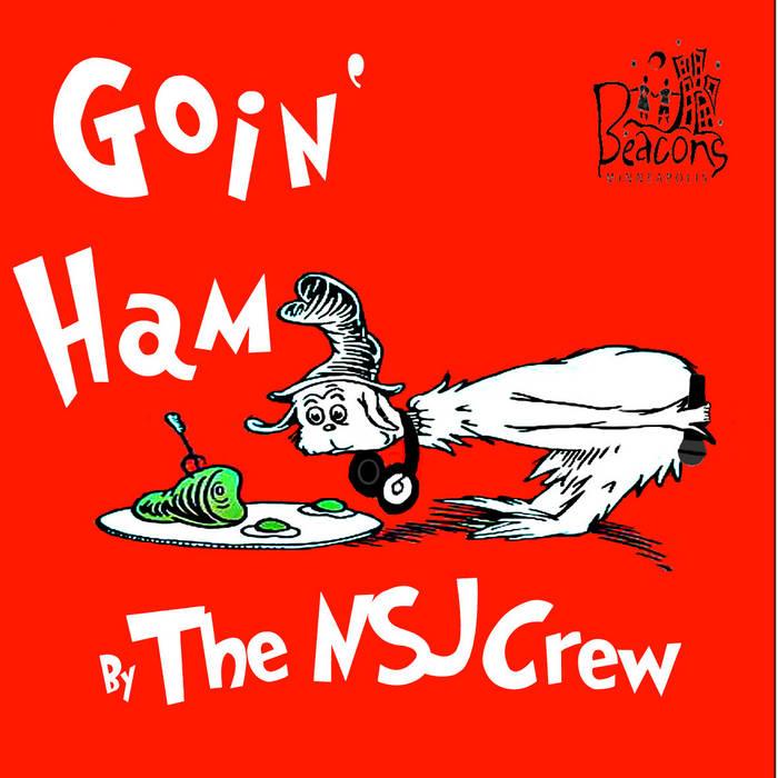 Goin' Ham cover art