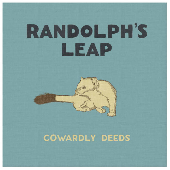 Cowardly Deeds cover art
