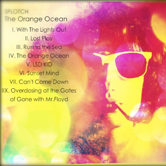 The Orange Ocean (Album Edition) cover art