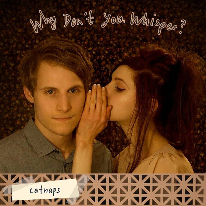 Why Don't You Whisper? cover art