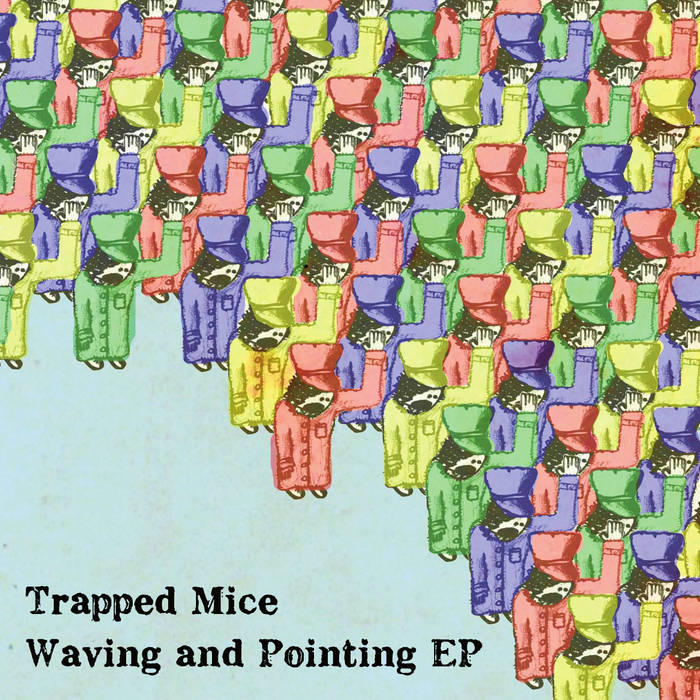Waving And Pointing EP cover art