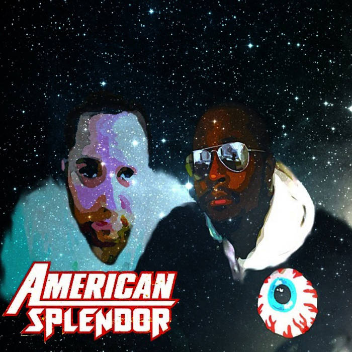 American Splendor LP cover art
