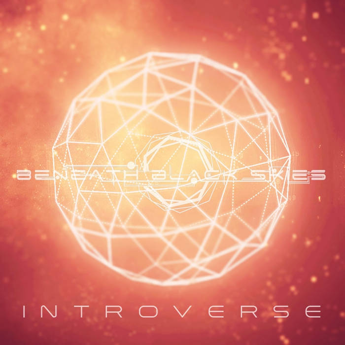 Beneath Black Skies - Introverse (EP) cover art