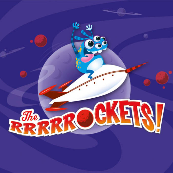 The Rrrrrockets! cover art