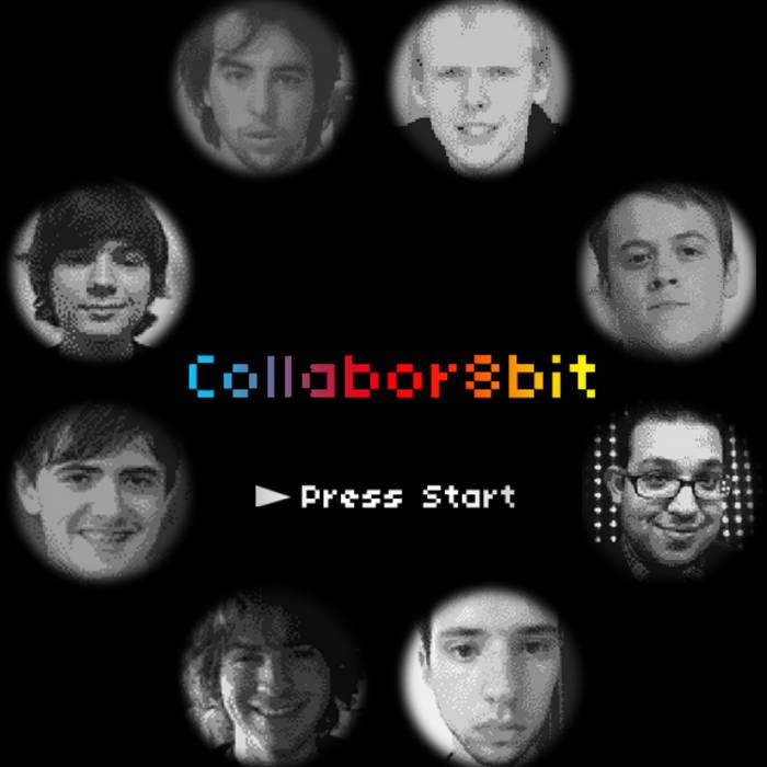 Collabor8bit cover art