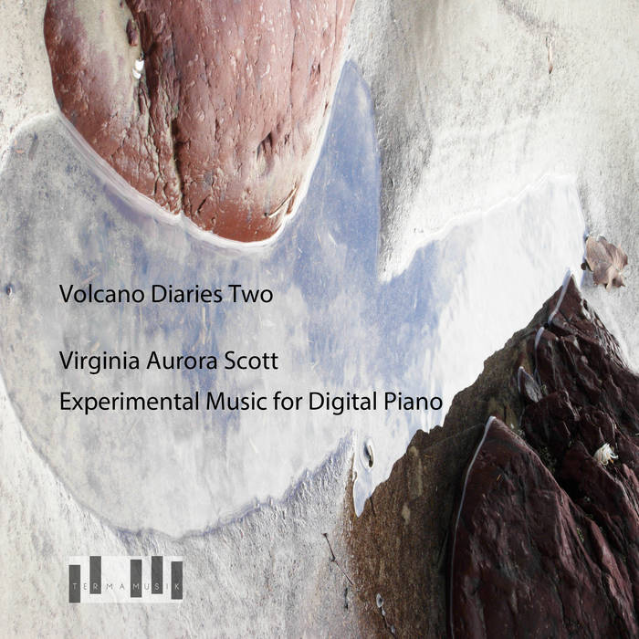 Volcano Diaires Two cover art