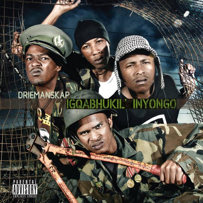 Igqabhukil' Inyongo cover art