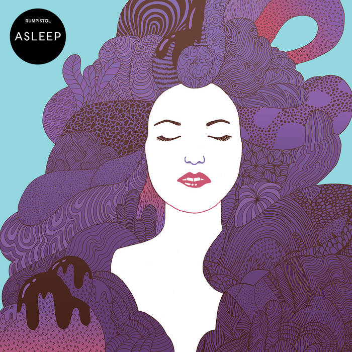 Asleep cover art