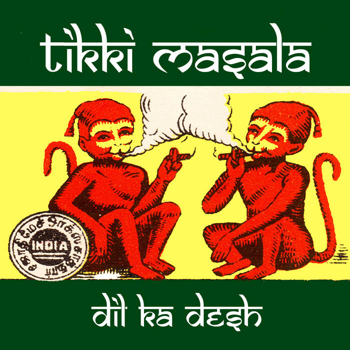 Dil Ka Desh cover art