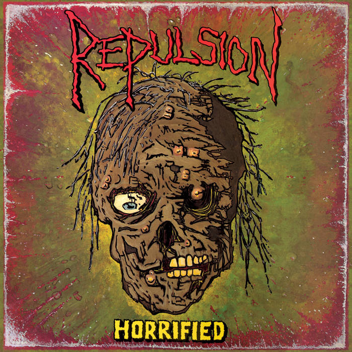 Horrified cover art